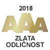 JUVI AAA - Zlata odličnost 2018